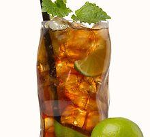 Cuba Libre Cocktail by BevsandBecka