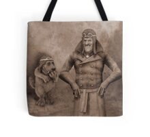 An Audience With The Hapless Tote Bag