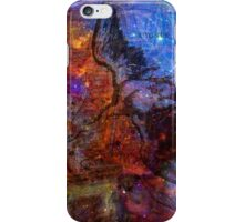 When The Stars Are Right - The North America Nebula in Cygnus iPhone Case/Skin