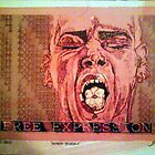 Free Expression by DreddArt