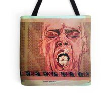 Free Expression Tote Bag