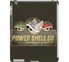 Power Shell Co. iPad Case/Skin