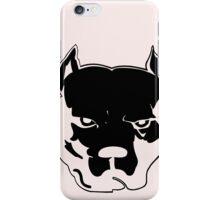 Pitbull iPhone Case/Skin