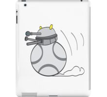 XTRMN-8 (Outlined Version) iPad Case/Skin