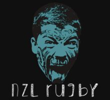 New Zealand Rugby Blacks Style - Rugby (3) T-Shirt