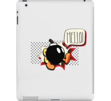 Bob-omb iPad Case/Skin