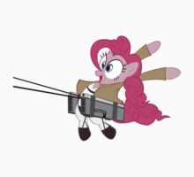 Attack On Pinkie by FlariousPony