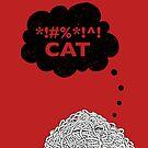 Cat Vs. String by SusanSanford