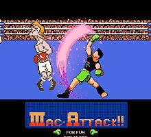 Mac-Attack by SpencerEX