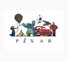 I Love Pixar by Jack Rinderknecht