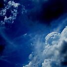 HEAVENLY CLOUDS II by RockyWalley