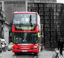 London bus by Tredzy