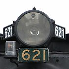 621 Steamranger - Mount Barker by LeeoPhotography