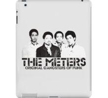 The Meters - Original Gangsters Of Funk iPad Case/Skin