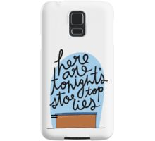Weekend Update Samsung Galaxy Case/Skin