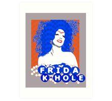 Frida 2014 Art Print