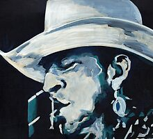 Pride And Joy - Stevie Ray Vaughan by ArtspaceTF