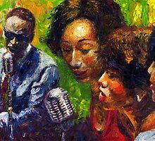 Jazz.Ray.Song. by Yuriy Shevchuk