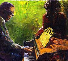 Jazz.Ray.Duet. by Yuriy Shevchuk