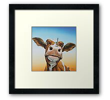 Fearless! Framed Print