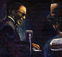 Jazz.Ray Charles. by Yuriy Shevchuk