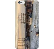 When 4 masts are just not enough iPhone Case/Skin