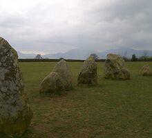 Castlerigg Stone Circle by Tanya Housham