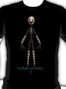 The Puppet: Five Nights at Freddy's 2 - Fan Art Painting  T-Shirt