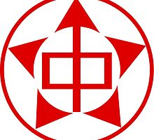 Red Army of China Air Force Roundel, 1946-1949 by abbeyz71
