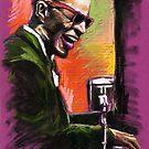 Jazz Ray Charles 1 by Yuriy Shevchuk