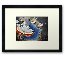 Bearings In Space Framed Print