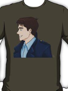 Captain Jack Harkness Profile T-Shirt