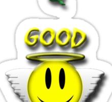 Peace Love Good Happiness Stuff Sticker