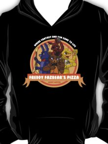 Freddy Fazbear's Pizza Logo T-Shirt