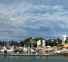 Breakwater Marina - Townsville by Paul Gilbert