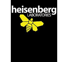 Heisenberg Laboratories Photographic Print