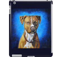 'Angel' - American Staffordshire Terrier iPad Case/Skin
