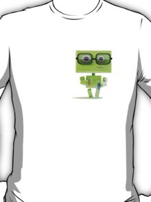 android eating apple T-Shirt