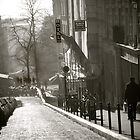 Montmartre Stroll by Douzy