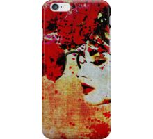 The Lament of Weeping Poppies iPhone Case/Skin