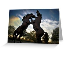 Rymill Coonawarra Winery Greeting Card