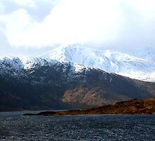 Loch Cluanie by jacqi