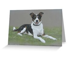 'Patch' Greeting Card
