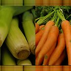 Veggie Panorama by marshy69