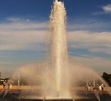Fountain by Diana Forgione