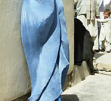 Rich woman (Afghanistan) by Antanas