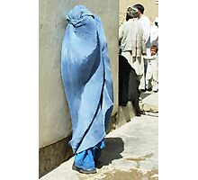 Rich woman (Afghanistan) Photographic Print