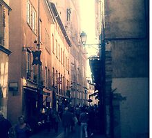 Vieux Lyon by ketchupbroxy