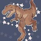 Star-Rex by Clair C