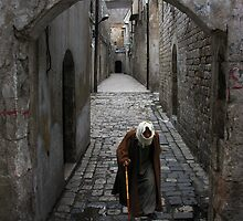 BACKSTREET - ALEPPO by Michael Sheridan